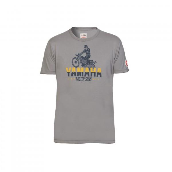 FasterSons Herren T-Shirt Abbot dk