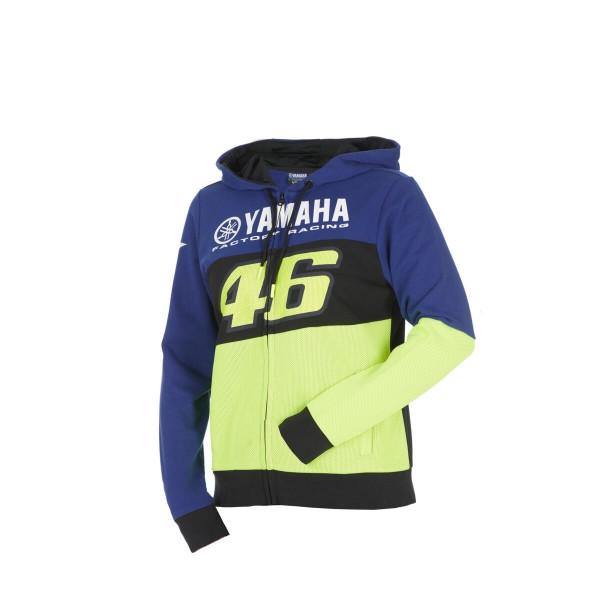 Yamaha VR46 Damen Hoody