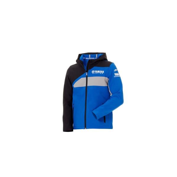Paddock Blue-Softshelljacke für Kinder