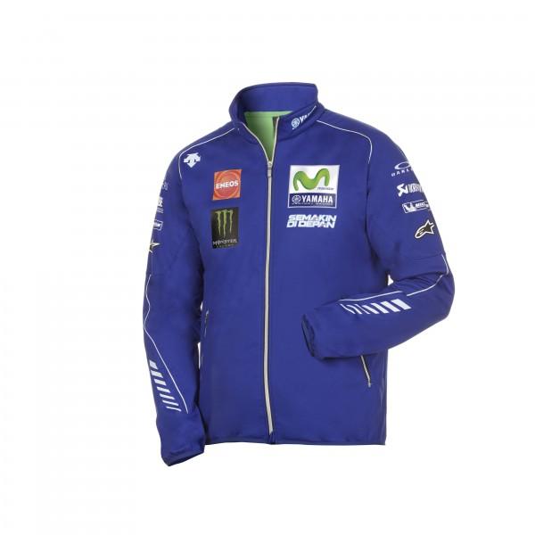 Factory Racing Herren Softshell Jacke by Descente