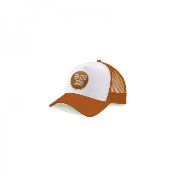 Faster Sons Trucker Cap rust