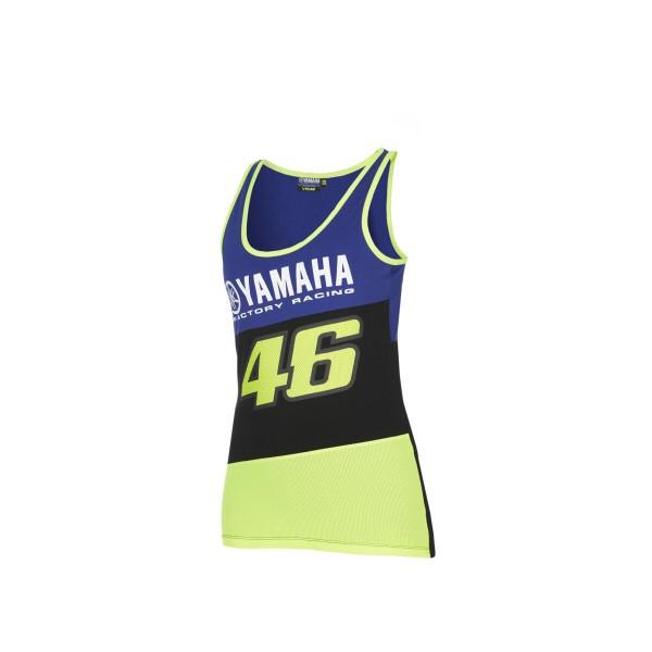 Yamaha-VR46-Tanktop Damen