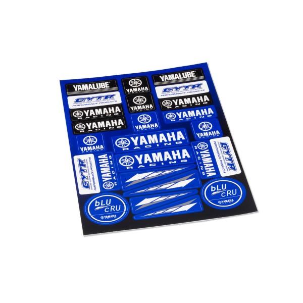 Sticker Bogen Yamaha Racing