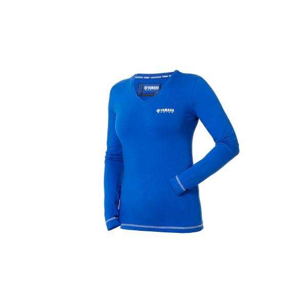 Paddock Blue Langarm Shirt für Damen blue