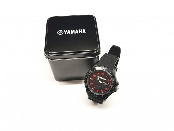 Yamaha Armbanduhr Black/Red Edition
