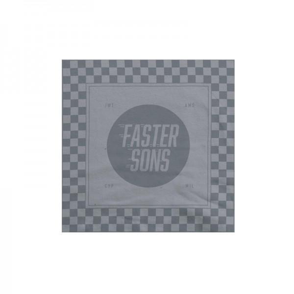 Faster Sons Bandana asphalt