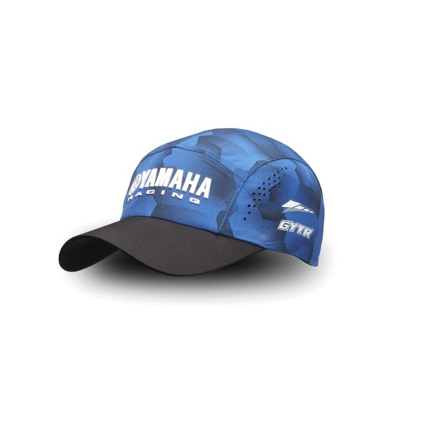 Paddock Blue Camo Cap