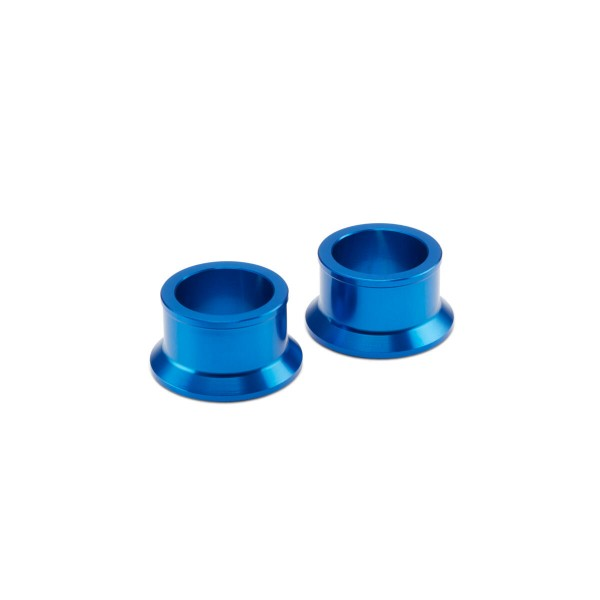 Hinterrad-Distanzscheibe blau 22 mm