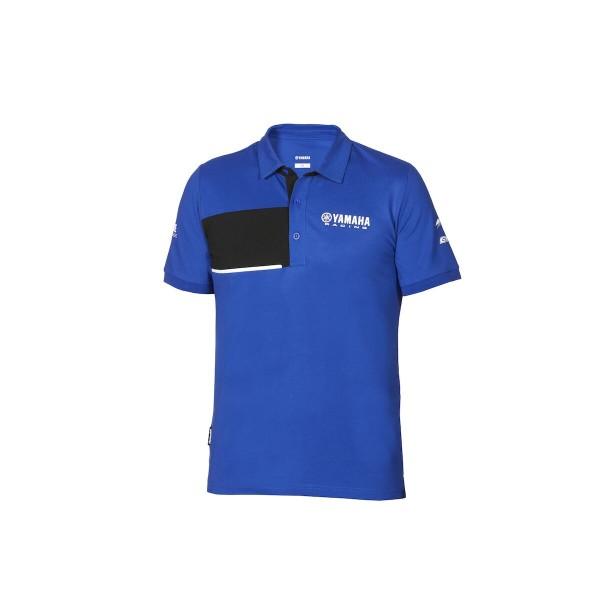 Paddock Blue Pique-Polo-Shirt für Damen
