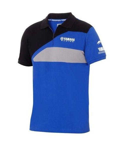 Paddock Blue Racing-Polo für Herren