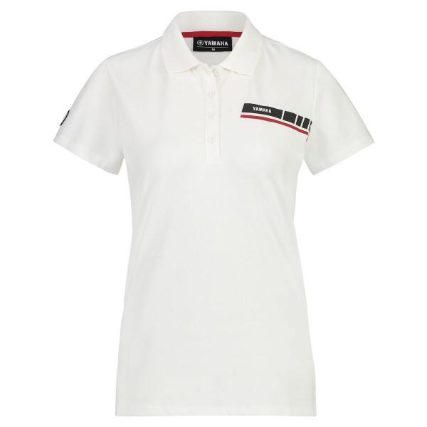 REVS Polo FORBES Damen white nur M + L