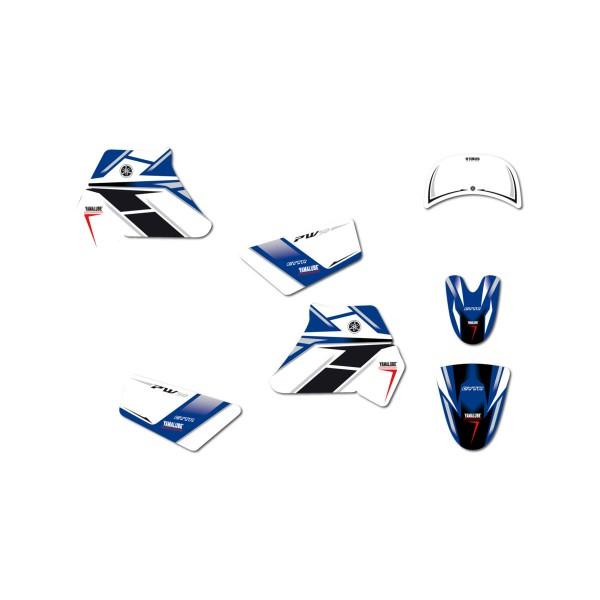 Aufkleber-Kit PW50