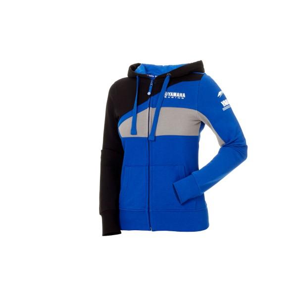Paddock Blue Racing-Kapuzenpullover für Damen