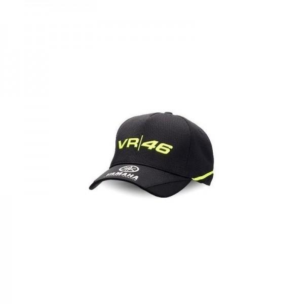 VR46 Cap Blackline