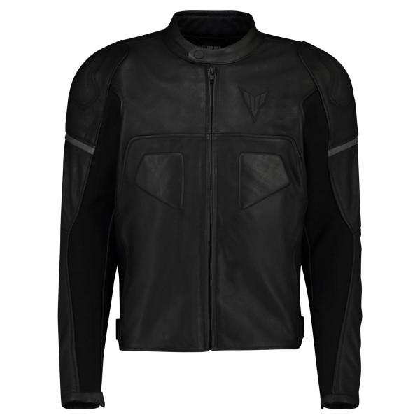 MT Leder-Jacke Lans für Männer black/grey