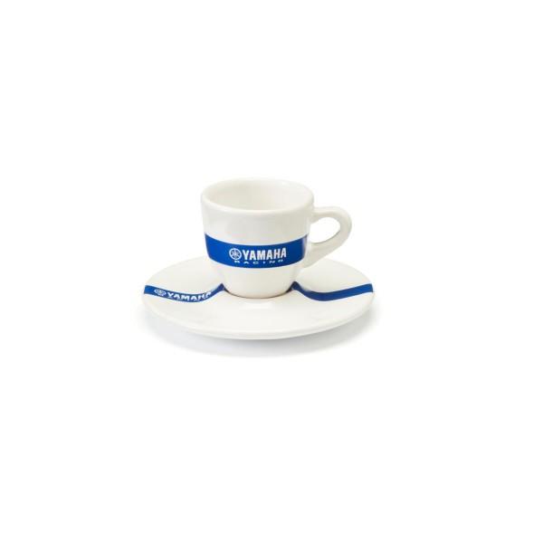 Yamaha Racing Espresso-Tassen – 2er-Set