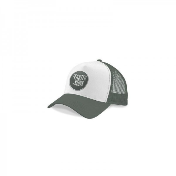 Faster Sons Trucker Cap grey