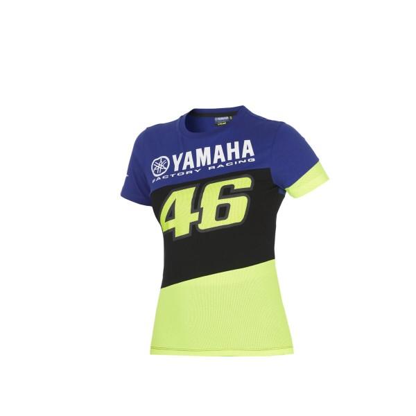 Yamaha VR46 Damen T-Shirt
