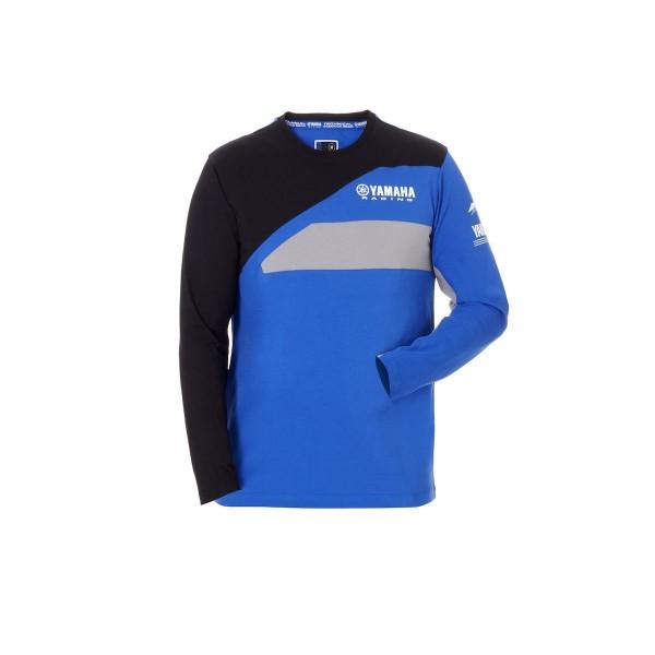 Paddock Blue Racing-Langarm-Shirt für Herren