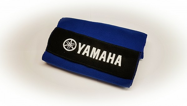 Schal YAMAHA blau