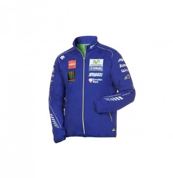 Factory Racing Sweat Jacke by Descente
