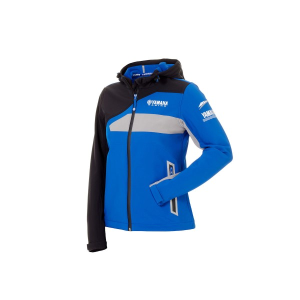 Paddock Blue Racing Softshelljacke für Damen